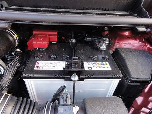 シエンタ170 バッテリー ガソリン車