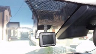 ケンウッド ドライブレコーダー DRV-320