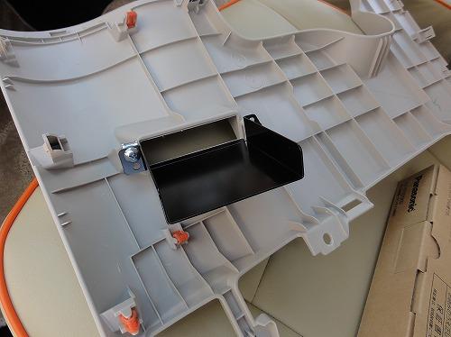 シエンタ 170系 ETC ブラケット取り付け パネル