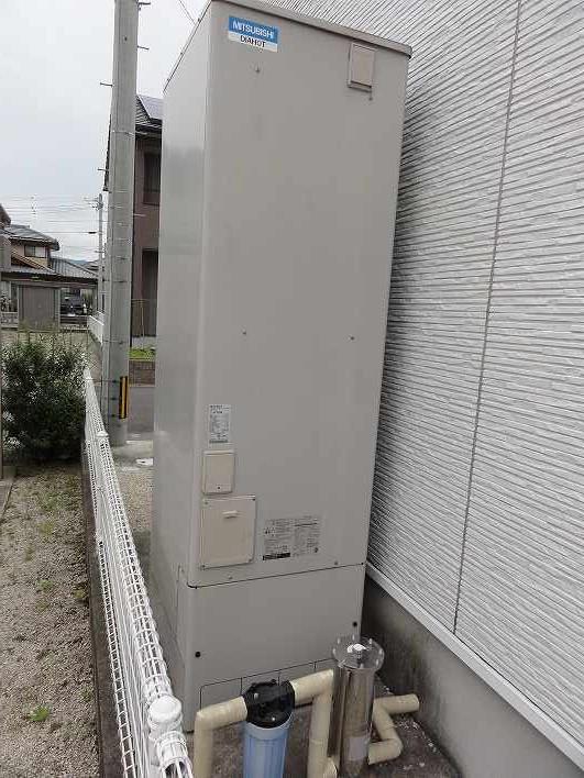 三菱エコキュート SRT-HPT46W6