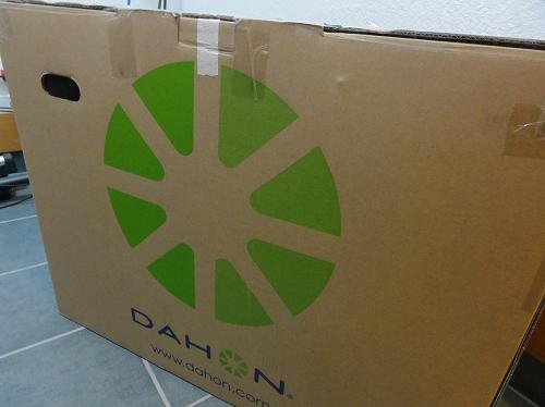 DAHON 箱
