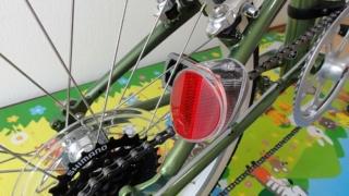 CATEYE TL-SLR200N テールライト ソーラー