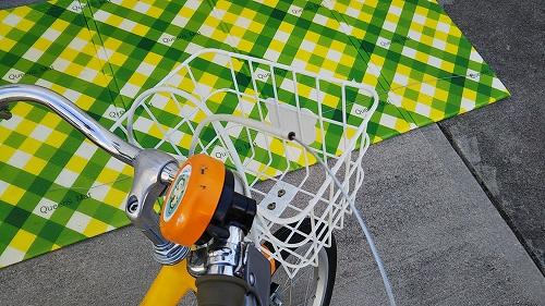 子ども用自転車 ブレーキ インナーケーブル交換